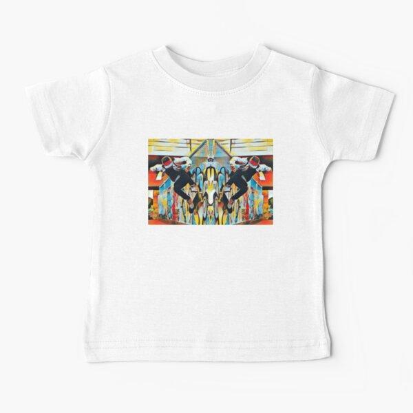 SKATE ART Baby T-Shirt