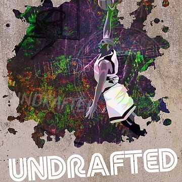 UNDRAFTED (SO) by AVenkmanDesign
