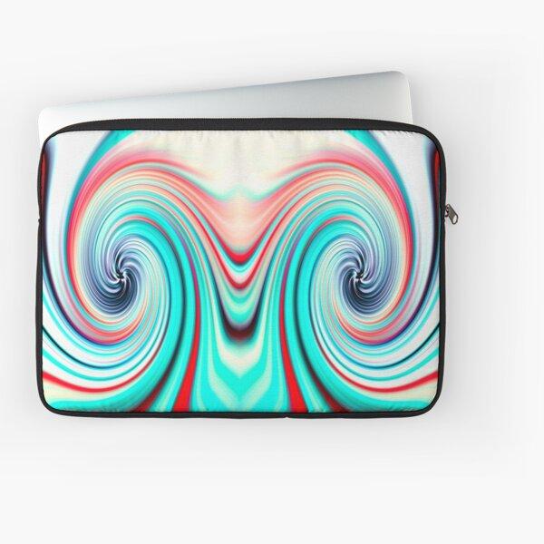 Colour Cocaine Twirl Laptop Sleeve