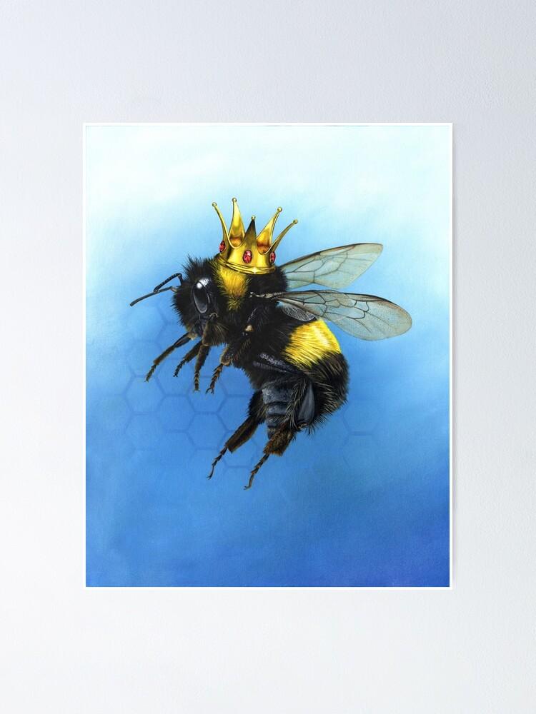 Alternate view of Queen Bee Poster