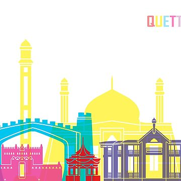 Quetta skyline pop  by paulrommer