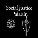 Social Justice Paladin by Rose Gerard