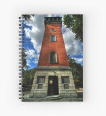 Loughborough Carillon Tower  Spiral Notebook