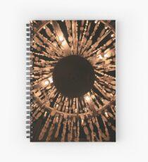 Salt Chandelier Spiral Notebook