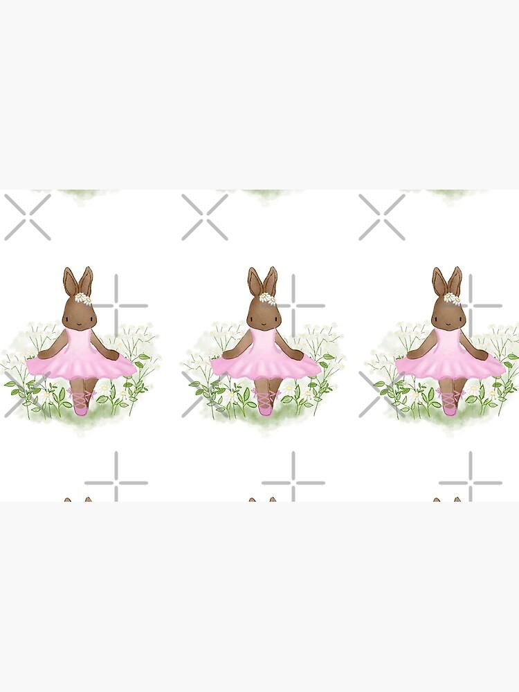 Ballerina-Häschen von StudioCamomille