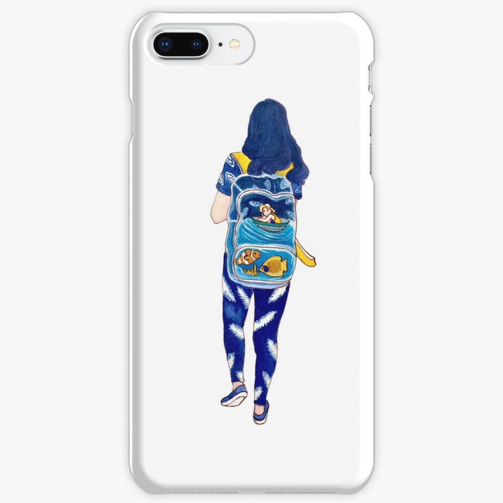 Backpack iPhone Case & Cover