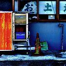 Nagano Scene by tomdonald