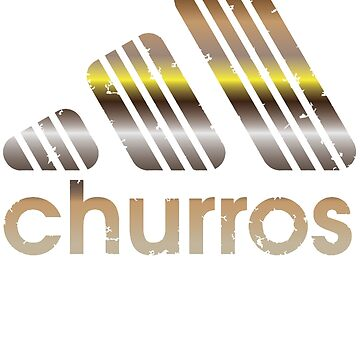 CHURROS GOLD by karmadesigner
