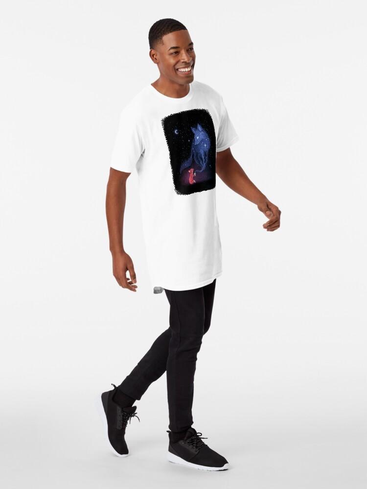Alternate view of Celestial Long T-Shirt
