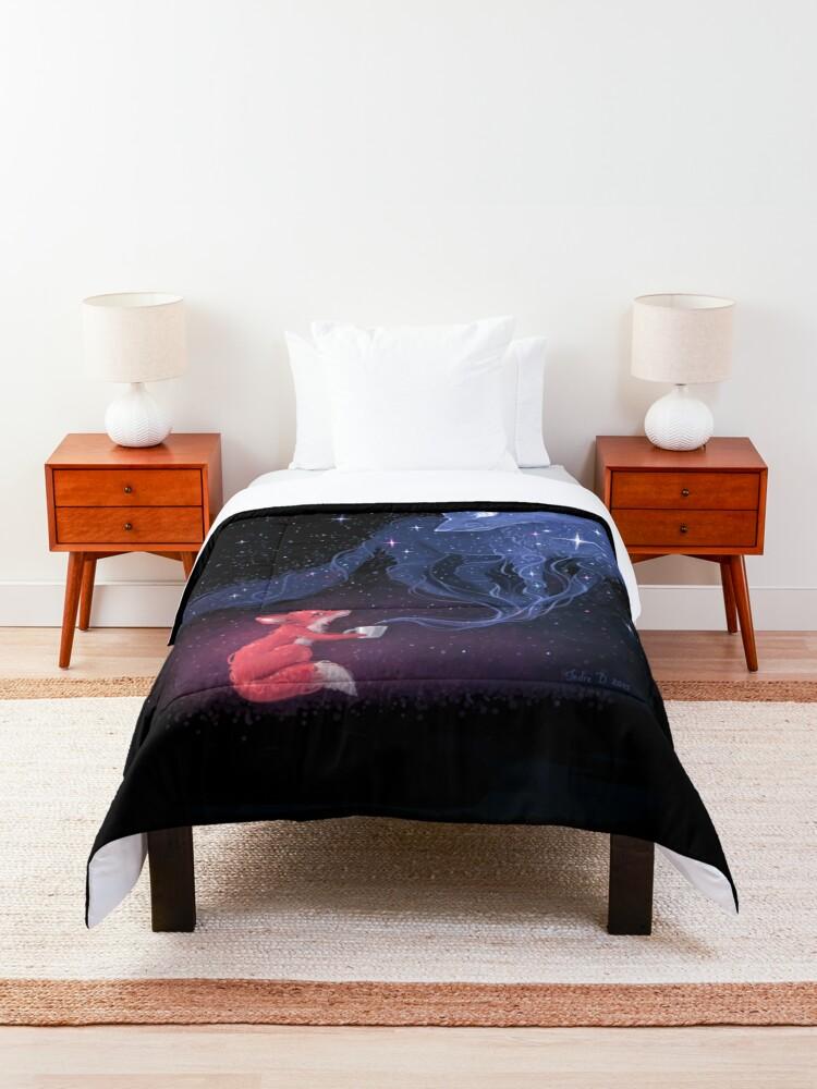 Alternate view of Celestial Comforter