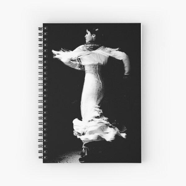 Flamenco Spin Spiral Notebook