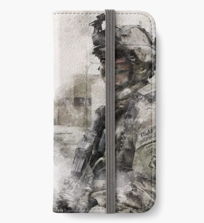 US Army Sapper iPhone Wallet