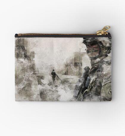 US Army Sapper Zipper Pouch