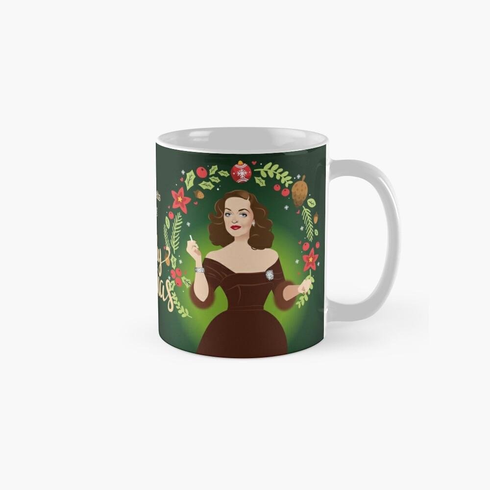 Bumpy Christmas Mug