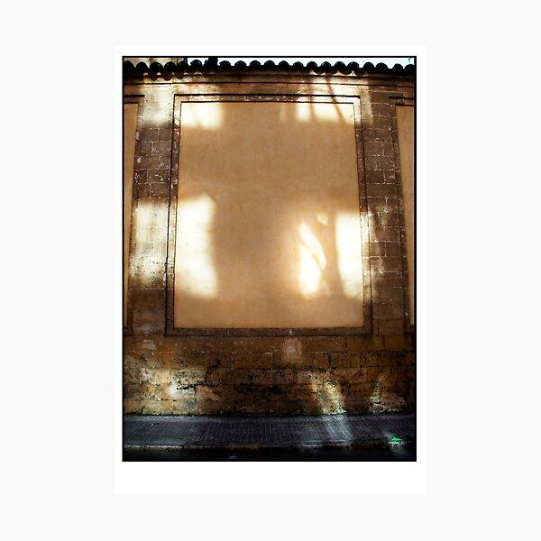 The Natural Cross of Palma  Photographic Print