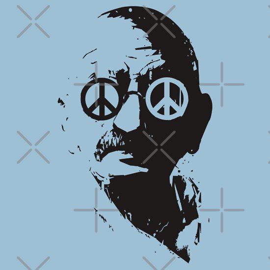 TShirtGifter presents: SYMBOL OF PEACE