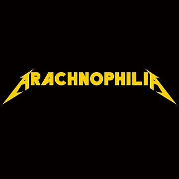 ARACHNOPHILIA by karmadesigner