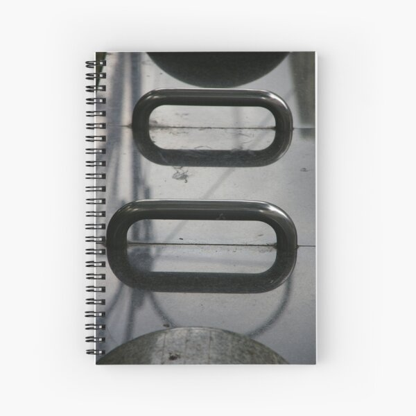 Solve This Puzzle: What Is This Mystery Object? Spiral Notebook
