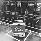 Just Married by StephenRphoto