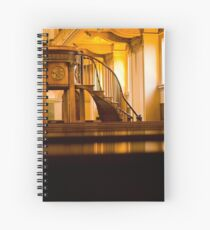 Golden Stairs Spiral Notebook