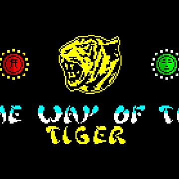 Gaming [ZX Spectrum] - The Way of the Tiger by ccorkin