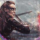 Rainbow Warrior by monikagross