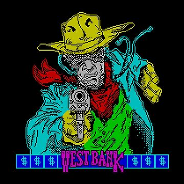 Gaming [ZX Spectrum] - West Bank by ccorkin