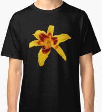 'Yellow Daylily' Classic T-Shirt