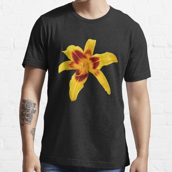 'Yellow Daylily' Essential T-Shirt