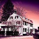 Amityville Horror House - Today ( 2015 ) by VisionQuestArts