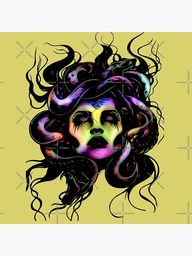 Medusa by painterfrank
