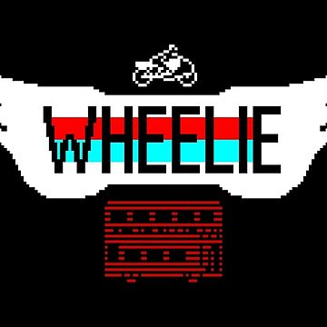 Gaming [ZX Spectrum] - Wheelie by ccorkin