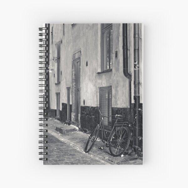 The visit Spiral Notebook