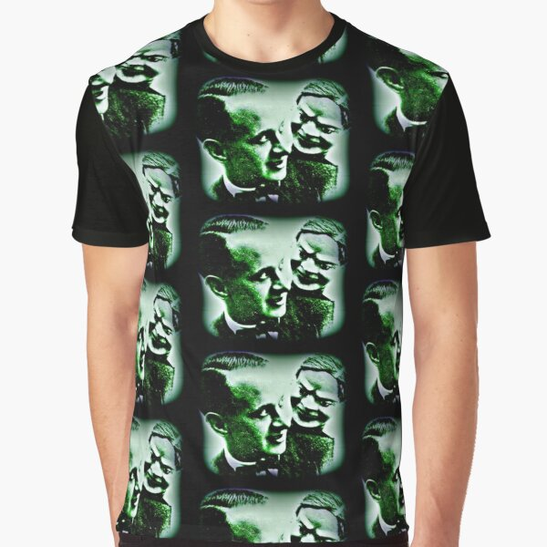 Put Your Head on My Shoulder Graphic T-Shirt