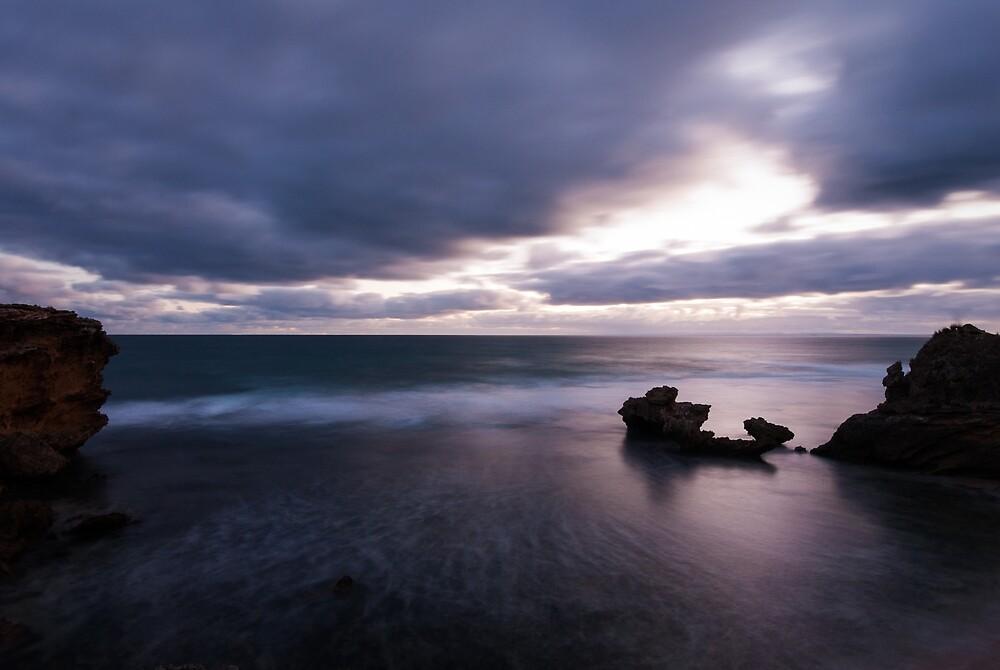 St Pauls Beach by Mark Eden