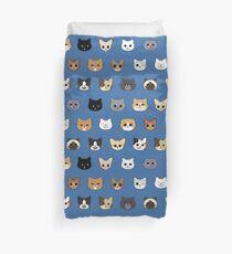 Happy Cats Duvet Cover