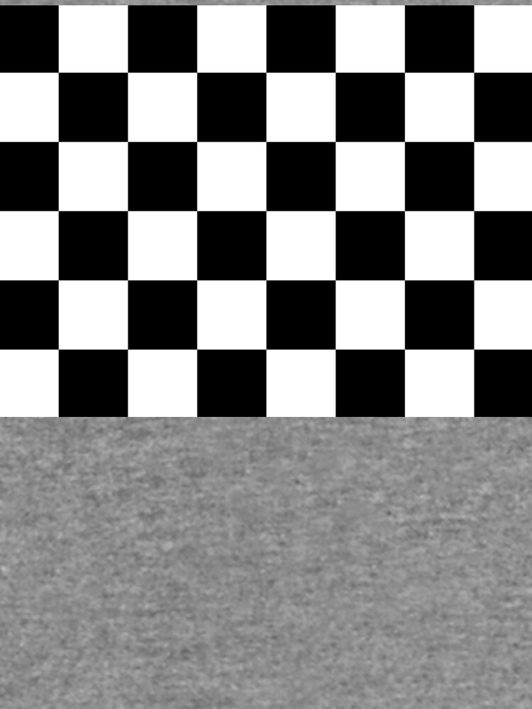 Checkered Flag, Chequered Flag, Motor Sport, Checkerboard, Pattern, WIN, WINNER,  Racing Cars, Race, Finish line, BLACK by TOMSREDBUBBLE