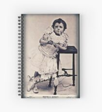 Just Your Average Cross Dressing Little Person Spiral Notebook