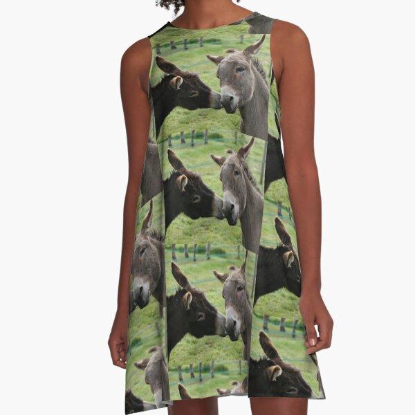 Friendship A-Line Dress