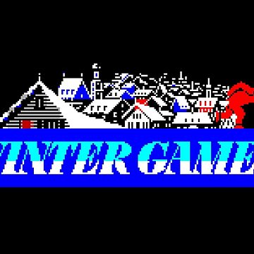 Gaming [ZX Spectrum] - Winter Games by ccorkin