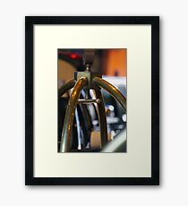 Checkout Chic Framed Print