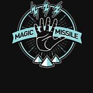 Magic Missile by Carl Huber