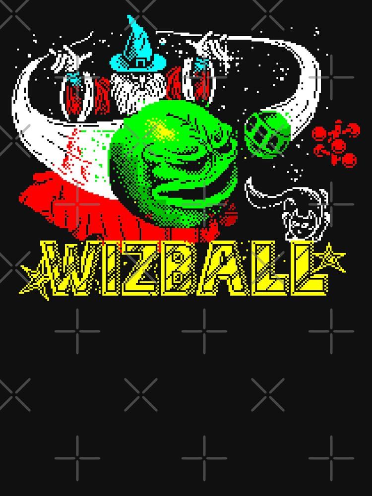 Gaming [ZX Spectrum] - Wizball by ccorkin