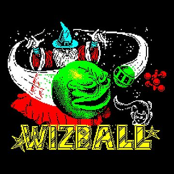 Gaming [ZX Spectrum] - Wizball by ccorkin