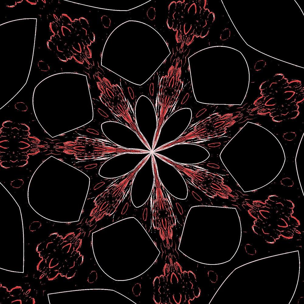 CHRISTMAS KALEIDOSCOPE by Spiritinme