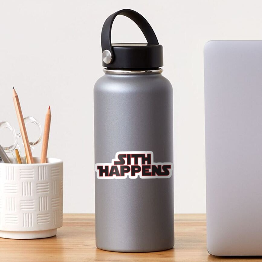 Sith Happens - 1 Sticker