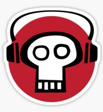 Here's a bone for the audiophiles. Sticker