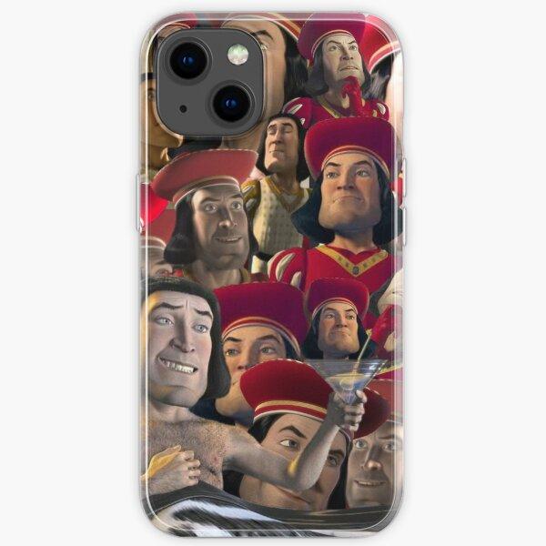 Lord Farquaad iPhone Soft Case
