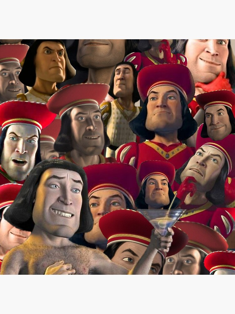 Lord Farquaad de WilliamDean