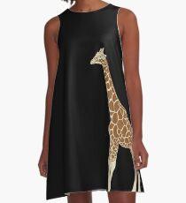 Giraffe A-Line Dress